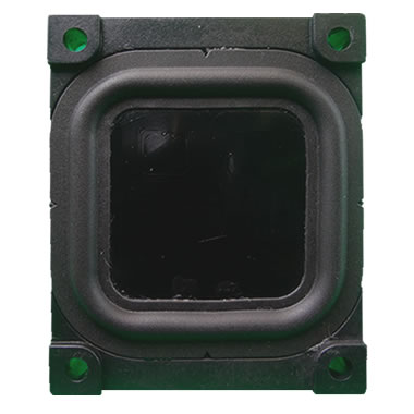 0202 flat panel speaker front view